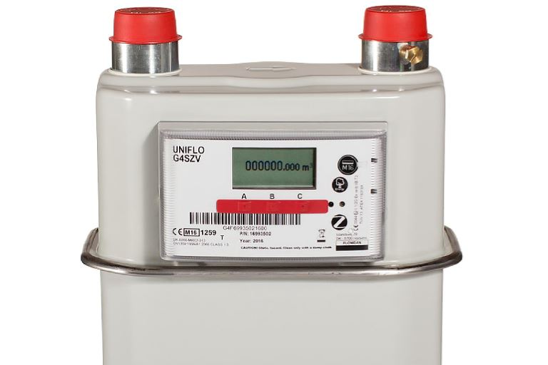 Flonidan Uniflo Gas Meter