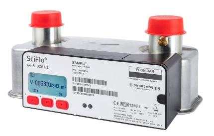 SciFlo Smart Gas Meter