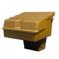 Mitras Semi-Concealed Meter Box