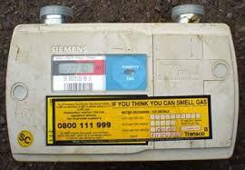 Siemens E6 Gas Meter