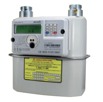 Reading A Liberty Smart Gas Meter